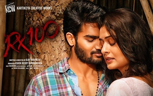 Rx 100 Box Office Collection