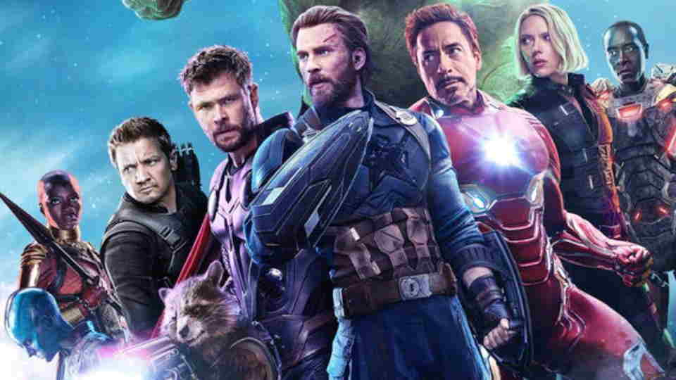 Avengers End Game Box Office Collections