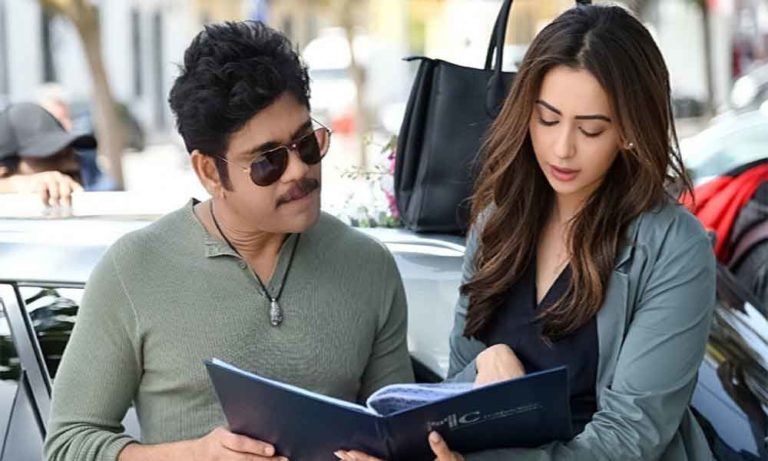 Manmadhudu 2 2nd Day Box Office Collection Worldwide & India – Nagarjuna Akkineni's Romantic Action Movie 2019
